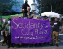 Solidarity with City Plaza
